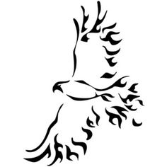 White Hawk Tattoo | TATTOO TRIBES - Shape your dreams, Tattoos and their meaning - hawk, f ...