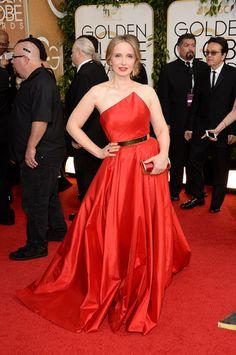 2014 Golden Globes. Julie Delpy.