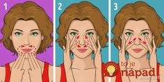 A Japanese Facial Massage That Can Rid You of Swelling and Wrinkles in 5 Minutes a Day (Famous Supermodels Swear by It) – Handfuentgift Yoga Facial, Massage Facial Japonais, Daily Face Care Routine, Famous Supermodels, Massage For Men, Japanese Massage, Face Exercises, Massage Benefits, Les Rides