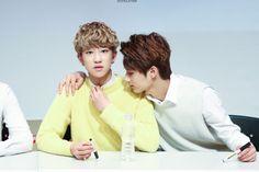 Minghao/The8 and Junhui/Jun