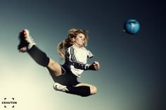 Photograph - soccer - by Heiner Seemann on Soccer Photography, Exercise, Sports, Sailor, Ejercicio, Hs Sports, Excercise, Work Outs, Sport