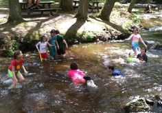 4. Mashamoquet Brook State Park (Pomfret Center)