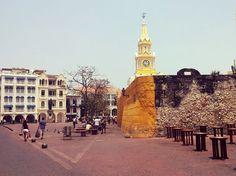 """157 Me gusta, 1 comentarios - Marvin de la Espriella (@marvindelaespriella) en Instagram: """"Cartagena de Indias, Colombia #Cartagena #LaHeroica #Colombia #Turismo #Playa #Sol #Mar #Murallas…"""""""