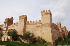 Photos from Italy   Immagini Italia - Landscape from Gradara - Marche
