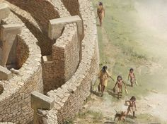 See illustrations of Göbekli Tepe, the world's oldest temple in this gallery from National Geographic.