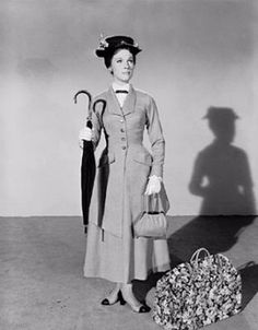 Mary Poppins Costume test (1964)