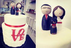 Love cake // Fonderia Dolci  Design