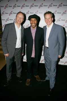 Robert llewellyn, danny john jules and chris barrie