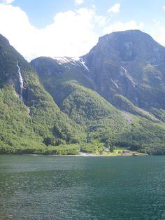 The Nærøyfjord - Norway