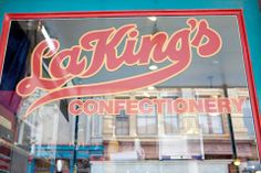 LaKing's Confectionary (located on The Strand) features a 1920s soda fountain and over 50 types of handmade candies - a must for kids of all ages during your #sandnseavacation