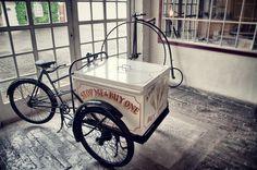 vintage ice cream bike - Google Search