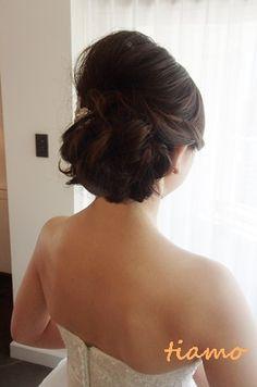 ドレスから和装にチェンジ♡可愛い花嫁さまの素敵な一日 | 大人可愛いブライダルヘアメイク 『tiamo』 の結婚カタログ
