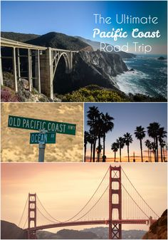 Picture it: Driving down the scenic California coast, windows down, blasting your favorite tunes...the perfect road trip. The Pacific Coast Highway (PCH) is designated an All-American road for its scenic views, and it packs one heck of a path that takes you past some pretty rad attractions and places. Here's a guide to the must-see road trip spots.