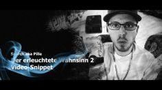 """Video Snippet zu PIlles neuem MIxtape """"Der erleuchtete Wahnsinn 2""""  https://www.youtube.com/watch?v=OesHn9lJm3Q  Mixtape kostenlos auf   http://searchakapille.com"""