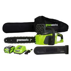 Greenworks G-MAX 16 in. DigiPro Chainsaw