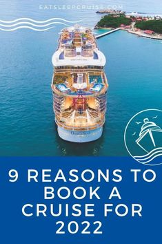 With the fate of the 2021 cruise season still unknown, now is the perfect time to book your cruise for 2022! Royal Caribbean Oasis, Caribbean Cruise Line, Asia Cruise, Best Cruise, Cruise Port, Cruise Tips, Cruise Travel, Cruise Vacation, Shopping Travel