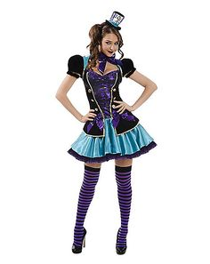 Mad Hatter Womens Costume - Spirithalloween.com