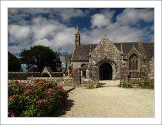 Eglise Notre-Dame du Grouanec - Plouguerneau, Bretagne