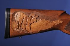 Custom Carved Gunstocks