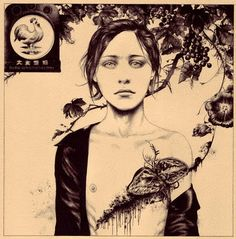 Vania Zouravliov... again... just go google her and be in awe...
