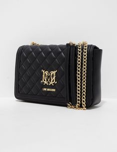 6cb3d2e274 Love Moschino Quilted Shoulder Bag