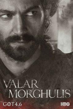 S04 poster / Valar Morghulis /Daario Naharis