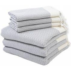 Set of 6 Turkish Cotton Bath Beach Spa Sauna Hammam Yoga Gym Hamam... ($45) ❤ liked on Polyvore featuring home, bed & bath, bath, bath towels, turkish cotton towels, turkish cotton hand towels, hamam, yoga hand towel and 6 piece towel set