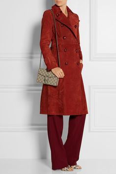 Gucci   Dionysus coated canvas and leather shoulder bag   NET-A-PORTER.COM
