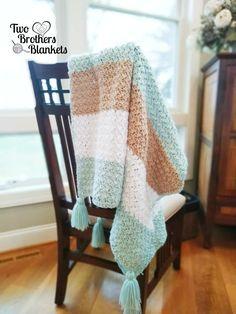 Ferguson Lap Blanket- Free Crochet Pattern - Two Brothers Blankets Easy Crochet  Blanket f067020bc