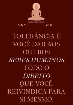 Ser tolerante