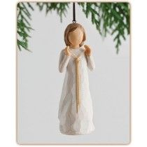 Willow Tree - Truly Golden Ornament