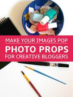 Creative Photo Props