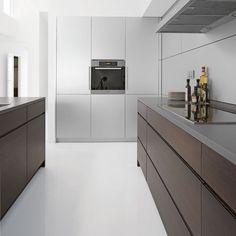 Moderni interijeri i eksterijeri (vol. Family Kitchen, Kitchen Dining, Kitchen Cabinets, Kitchen Trends, Kitchen Ideas, Minimalist Kitchen, Interior Inspiration, Kitchen Inspiration, Ottawa