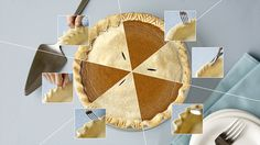 How to Make a Special Edge on a Piecrust