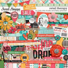 NY2015 - Retail Therapy by Jady Day Studio & Libby Pritchett