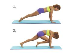 The Ultimate Calorie-Torching Pilates Routine: Mountain Climbers  http://www.prevention.com/fitness/fitness-tips/calorie-blasting-moves-big-book-pilates?s=2&?cm_mmc=Facebook-_-Prevention-_-fitness-fitnesstips-_-Ultimatecalroietorchingpilates