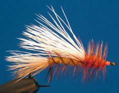 The Stimulator Fishing Fly Recipe - Fly Tying Patterns for beginners