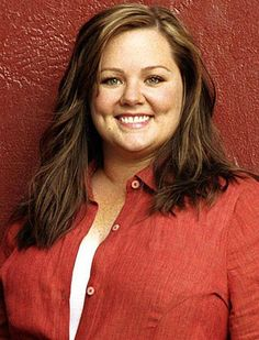 Melissa McCarthy...she has no boundaries and is one of the funniest people today!