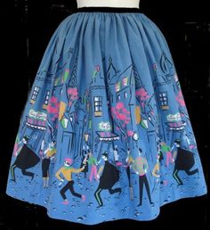 skirt | The Vintage Traveler