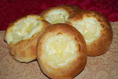 O kuchni z uczuciem : Słodkie bułki z serem i ananasem