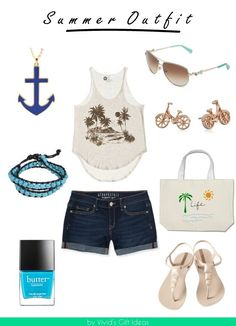 Summer Outfit for Teen Girls
