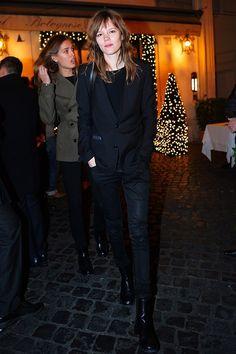 Freja Beha Erichsen à la soirée Chanel à Rome http://www.vogue.fr/mode/inspirations/diaporama/les-meilleurs-looks-de-la-semaine-dcembre-2015/24078#freja-beha-erichsen-la-soire-chanel-rome