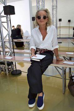 低調時尚人物高調辭職?英國《 Vogue 》時尚總監 Lucinda Chambers 今夏與總編 Alexandra Shulman 「前後腳」離任