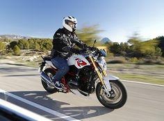 Motocykl BMW R1200R