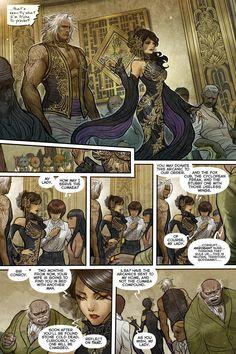 Monstress No. 1, Pg 3 (Nov. 2015) Image Comics
