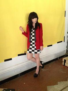Carly Rae Jepsen photoshoot