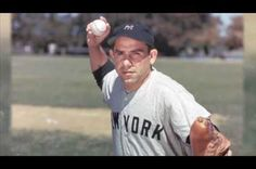 Yogi Berra, New York Yankees legend and Hall of Famer, dies at age 90  Yogi Berra, the Hall of Fame catcher who helped the Yankees reach 14 World Series during his 18 seasons in the Bronx, has died. Video