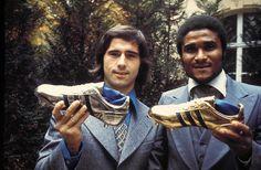 Gerd Müller & Eusebio