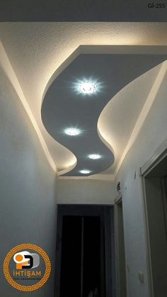 Irresistible Entrance False Ceiling Lighting Design Ideas 6 Eager Tips: False Ceiling Bathroom Bathtubs false ceiling beams rustic. Gypsum Ceiling Design, House Ceiling Design, Ceiling Design Living Room, Bedroom False Ceiling Design, False Ceiling Living Room, Ceiling Light Design, Chandelier In Living Room, Roof Design, Lighting Design