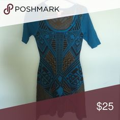 Sweater dress Size small worn once. By flying tomato Flying Tomato Dresses Mini